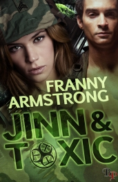 COVER ART- Jinn & Toxic by Franny Armstrong